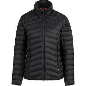 マムート Mammut レディース ジャケット アウター【Meron Light IN Jacket】Black