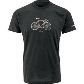 ルイガノ Louis Garneau メンズ 自転車 トップス【Mill 2 Tee】Black/L.A.