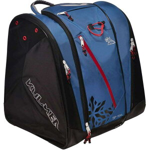 Kulkea ユニセックス スキー・スノーボード ブーツケース ブーツ バッグ【SP RXL Ski Boot Bag】Sapphire Blue/Red