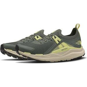 ザ ノースフェイス The North Face レディース ランニング・ウォーキング シューズ・靴【VECTIV Hypnum Shoe】Agave Green/Pale Lime Yellow