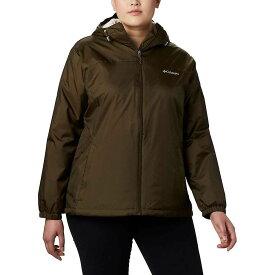 コロンビア Columbia レディース ジャケット アウター【Switchback Sherpa Lined Jacket】Olive Green