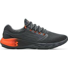 アンダーアーマー Under Armour メンズ ランニング・ウォーキング シューズ・靴【Charged Vantage SP PNR Shoe】Pitch Gray/Pitch Gray/Blaze Orange