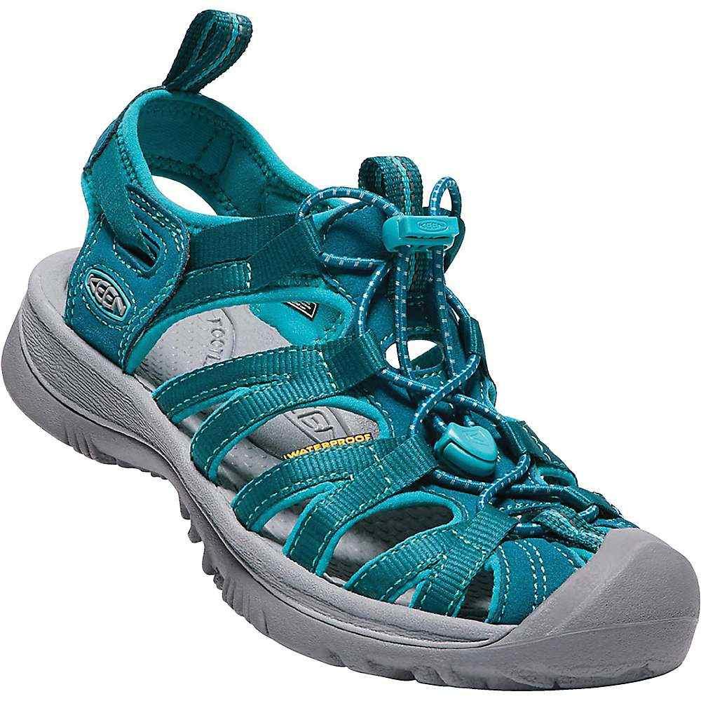 キーン レディース シューズ・靴 サンダル・ミュール【Keen Whisper Shoe】Blue Coral / Baltic