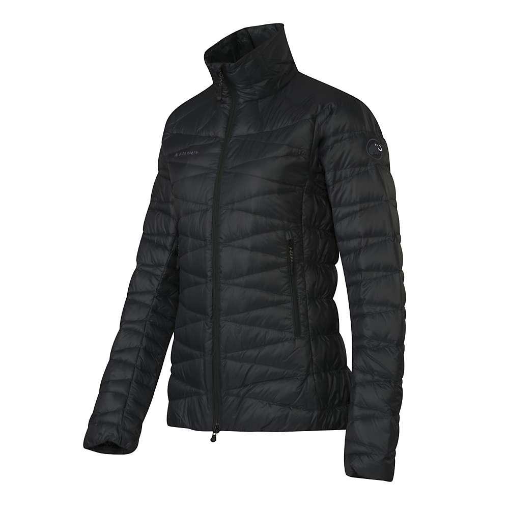 マムート レディース アウター ダウンジャケット【Mammut Miva Light IN Jacket】Black