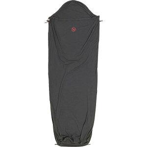 ビッグアグネス Big Agnes ユニセックス ハイキング・登山 寝袋【Wool Sleeping Bag Liner】Gray
