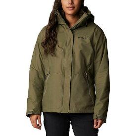 コロンビア Columbia レディース ジャケット アウター【Bugaboo II Fleece Interchange Jacket】Stone Green