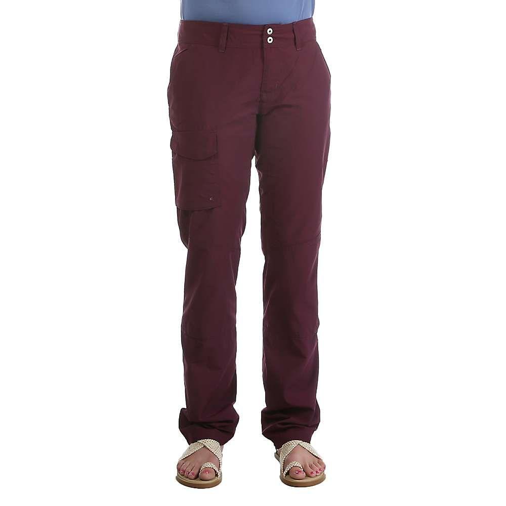コロンビア レディース ボトムス・パンツ【Columbia Silver Ridge Pant】Purple Dahlia