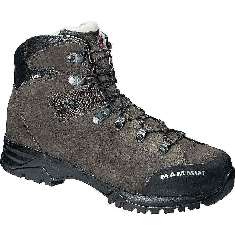 マムート メンズ ハイキング・登山 シューズ・靴【Mammut Trovat High GTX Boot】Dark Brown / Black