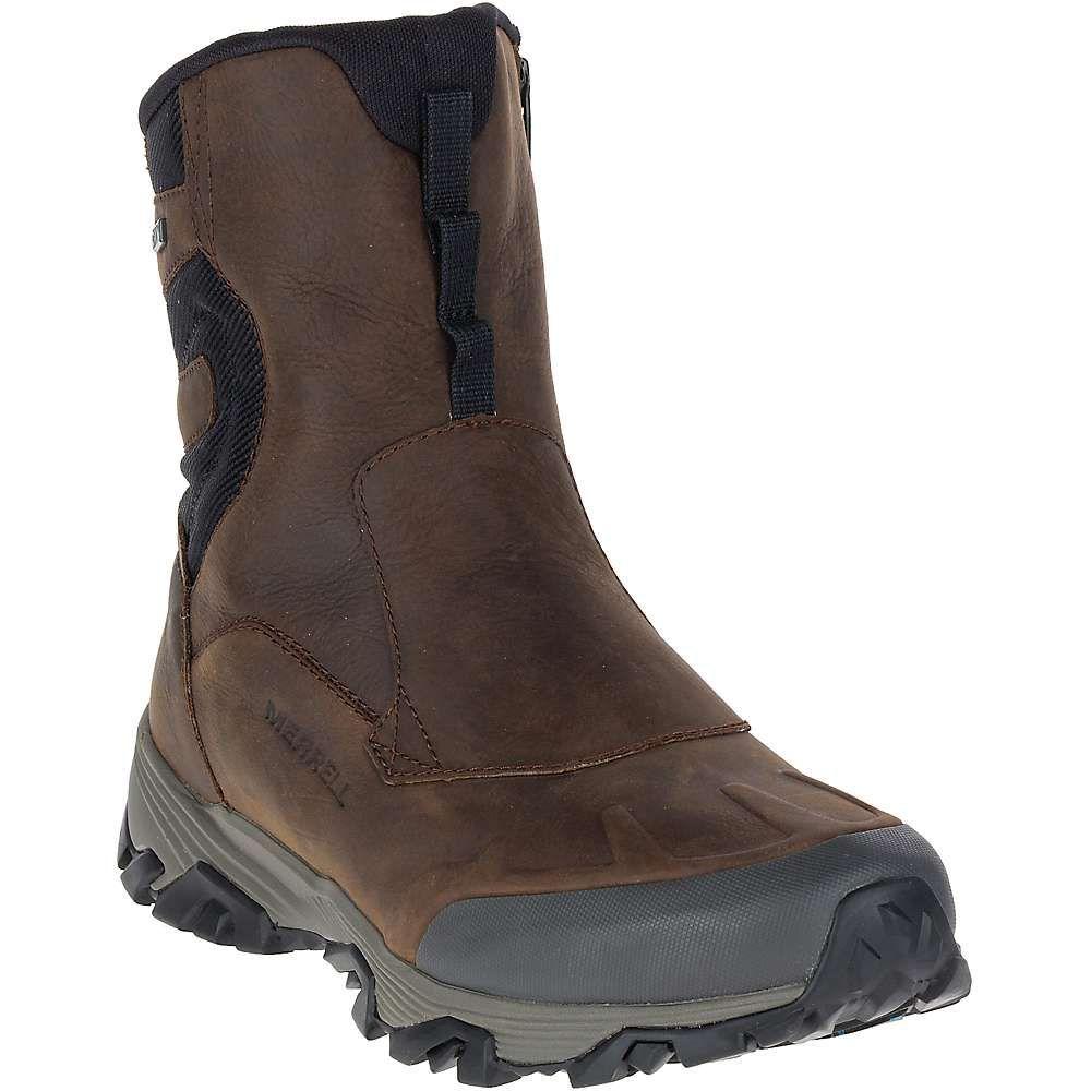 メレル メンズ ハイキング・登山 シューズ・靴【Merrell Coldpack Ice+ 8IN Zip Polar Waterproof Boot】Copper Mountain