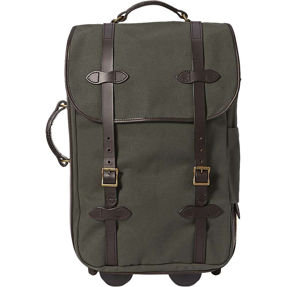 フィルソン ユニセックス バッグ スーツケース・キャリーバッグ【Filson Medium Rolling Carry-On Bag】Otter Green