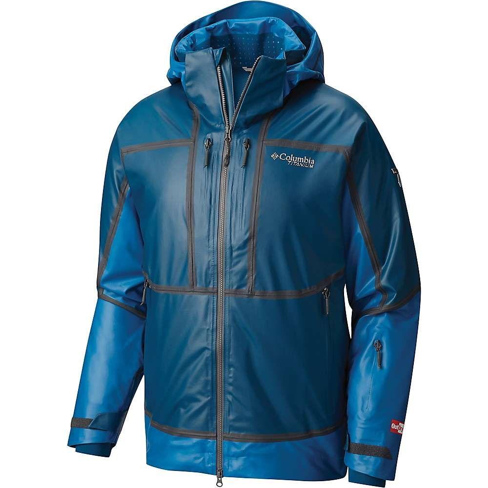 コロンビア メンズ アウター ジャケット【Columbia Titanium OutDry Mogul Jacket】Phoenix Blue