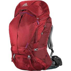 グレゴリー レディース ハイキング・登山【Gregory Deva 70L Pack】Ruby Red