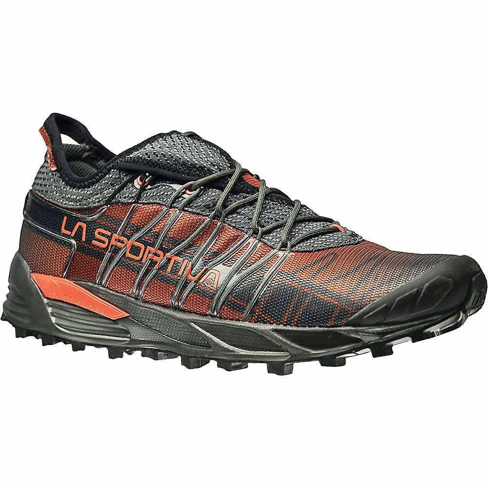 ラスポルティバ メンズ ランニング・ウォーキング シューズ・靴【La Sportiva Mutant Shoe】Carbon / Flame