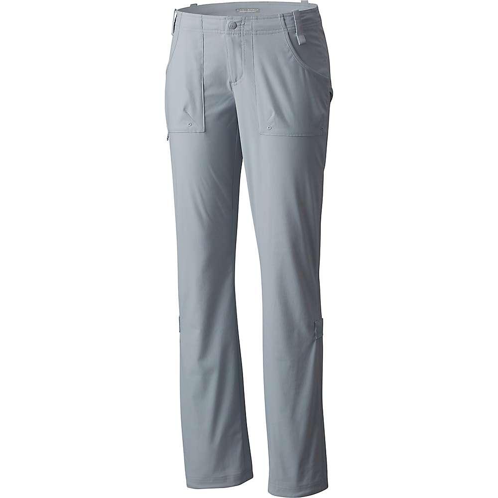 コロンビア レディース ボトムス・パンツ【Ultimate Catch Roll-Up Pant】Cirrus Grey