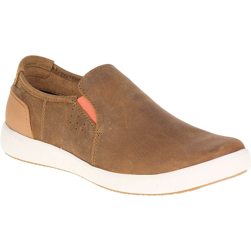 メレル レディース シューズ・靴 サンダル・ミュール【Freewheel Moc Shoe】Merrell Tan