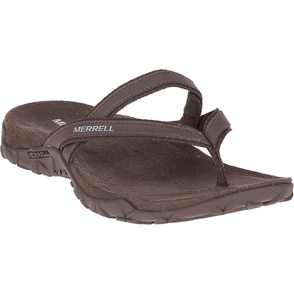 メレル レディース シューズ・靴 サンダル・ミュール【Terran Ari Post Sandal】Bracken