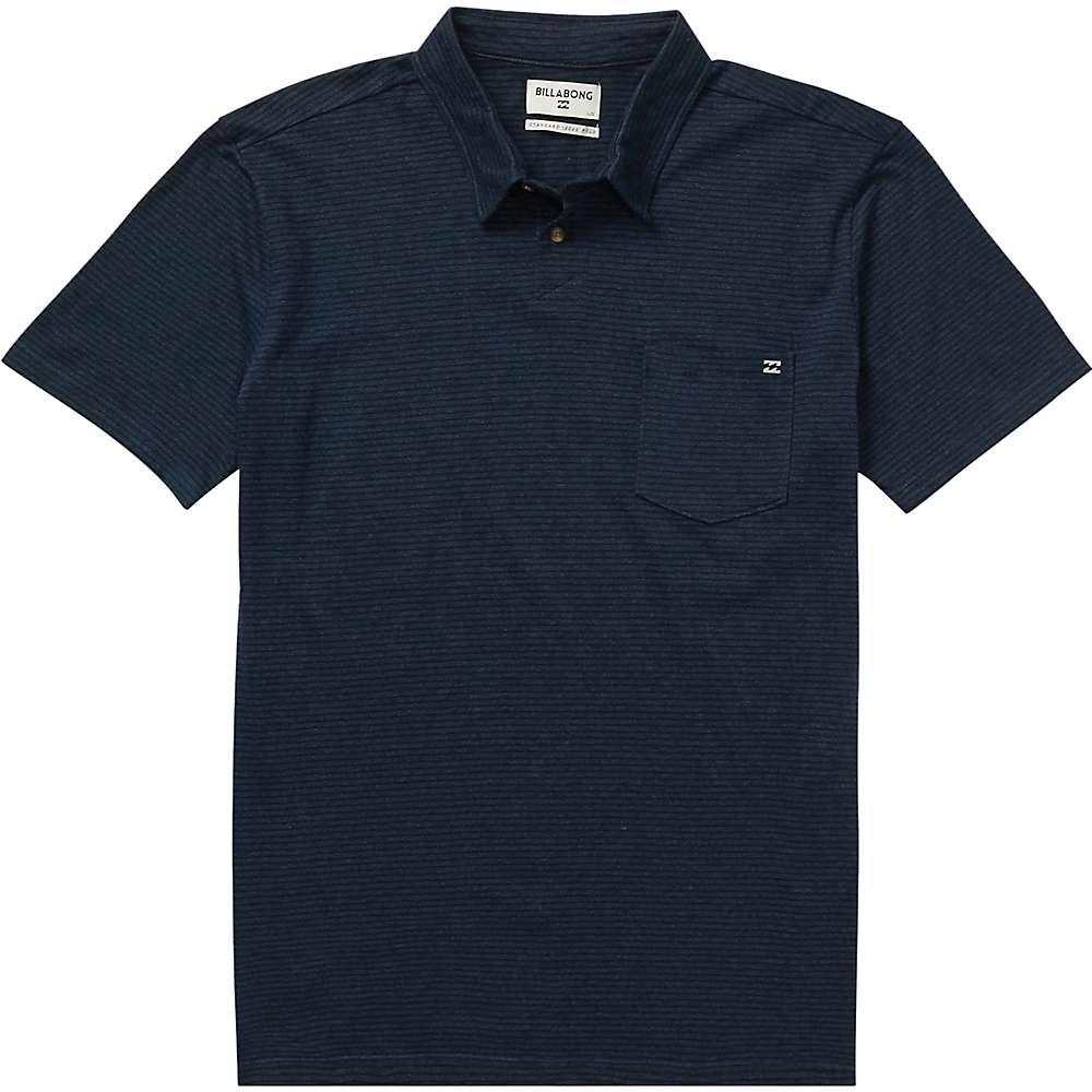 ビラボン メンズ トップス ポロシャツ【Standard Issue Polo】Navy
