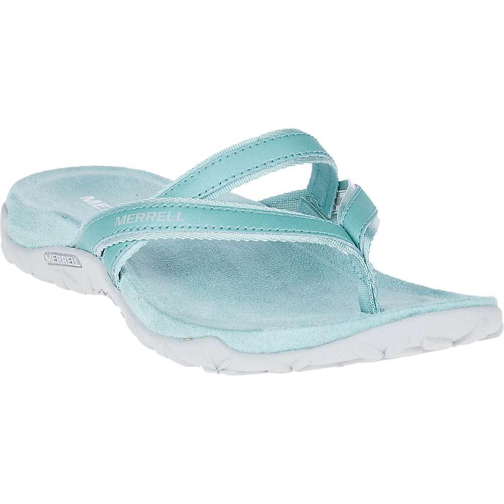メレル レディース シューズ・靴 サンダル・ミュール【Terran Ari Post Sandal】Aquifer