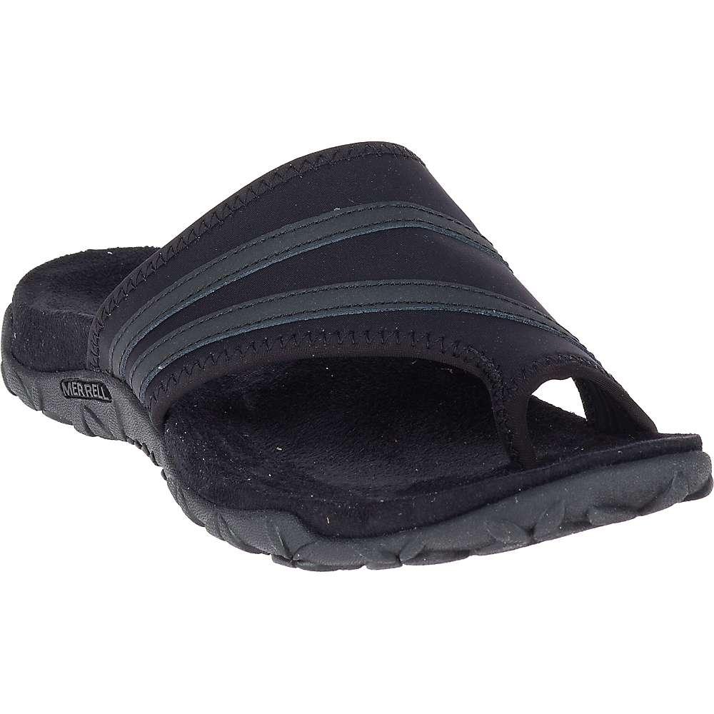 メレル レディース シューズ・靴 サンダル・ミュール【Terran Ari Wrap Sandal】Black