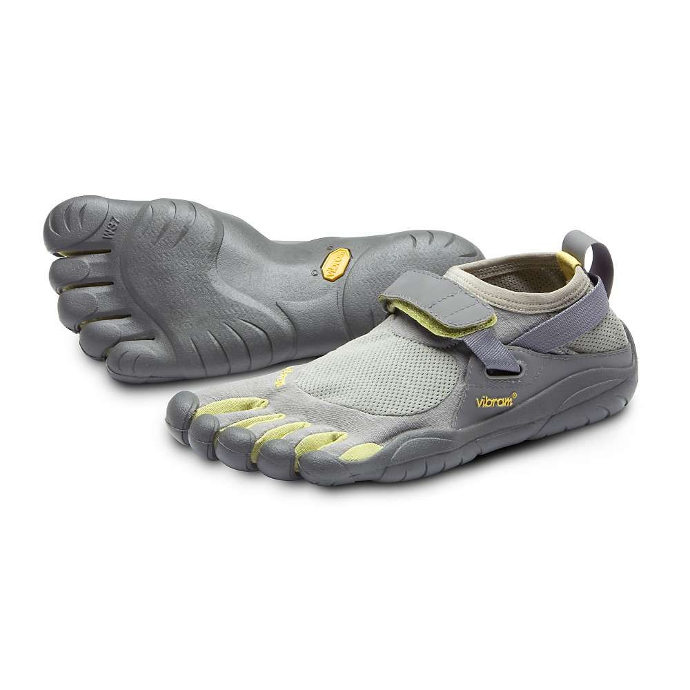 ビブラムファイブフィンガーズ メンズ ランニング・ウォーキング シューズ・靴【KSO Shoe】Grey/Palm/Clay