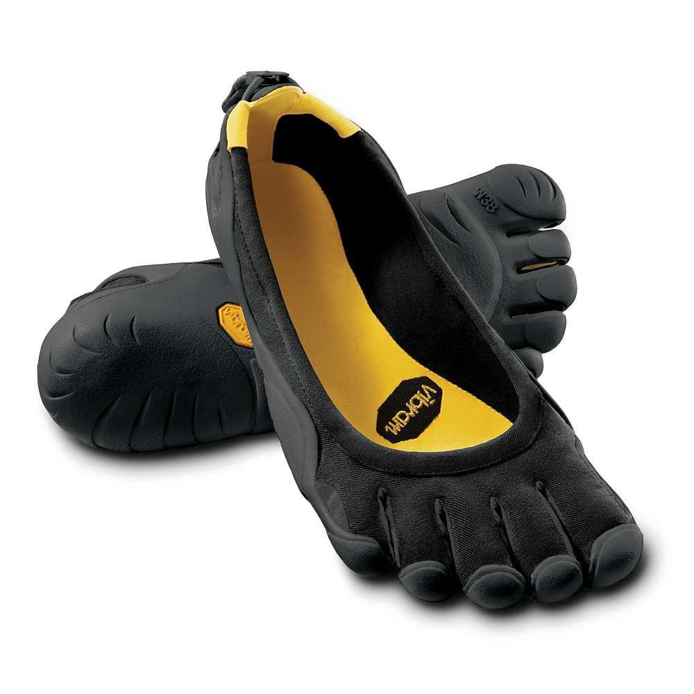 ビブラムファイブフィンガーズ レディース ランニング・ウォーキング シューズ・靴【Classic Shoe】Black / Black