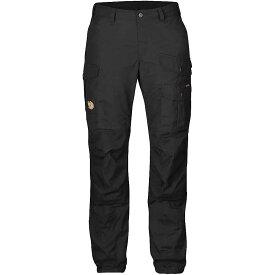 フェールラーベン レディース ボトムス・パンツ【Vidda Pro Trouser】Black-Black