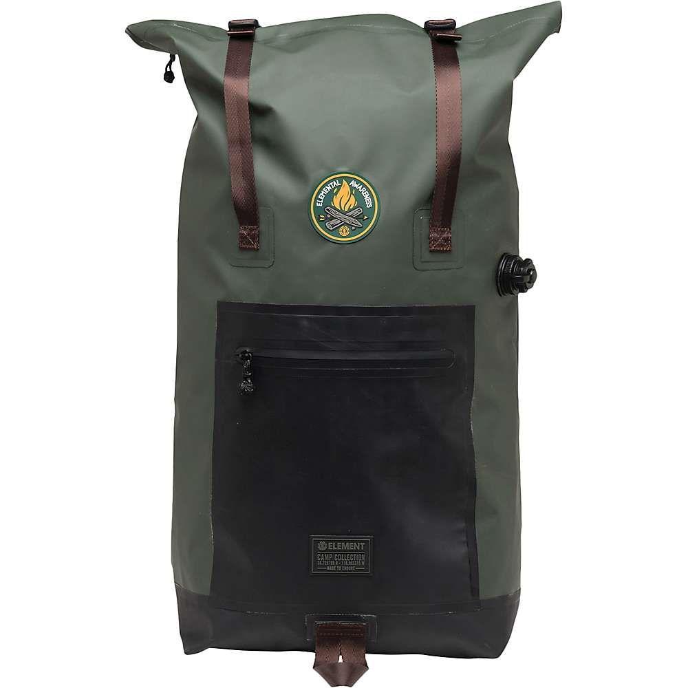 エレメント ユニセックス ハイキング・登山 バックパック・リュック【Waterproof Bag】olive drab