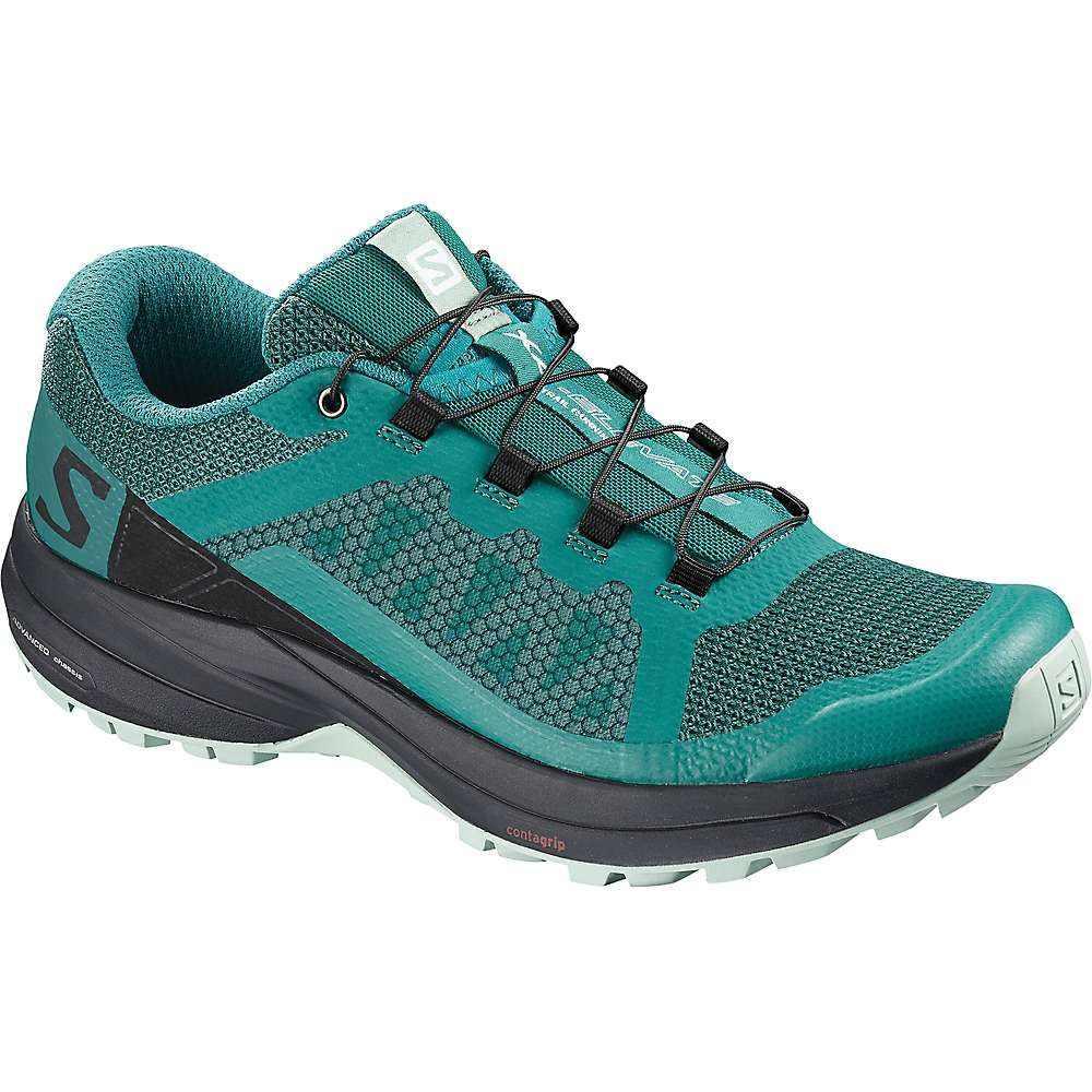サロモン Salomon レディース ランニング・ウォーキング シューズ・靴【XA Elevate Shoe】Deep Lake / Black / Eggshell Blue