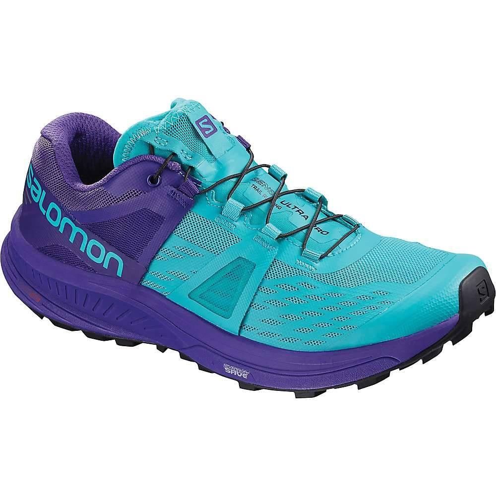 サロモン Salomon レディース ランニング・ウォーキング シューズ・靴【Ultra pro Shoe】Bluebird / Deep Blue / Black