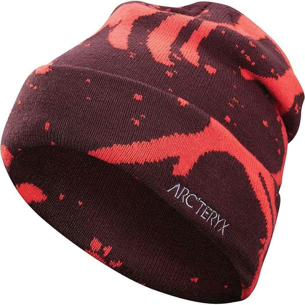 アークテリクス Arcteryx メンズ 帽子 ニット【Grotto Toque】Crimson / Hard Coral