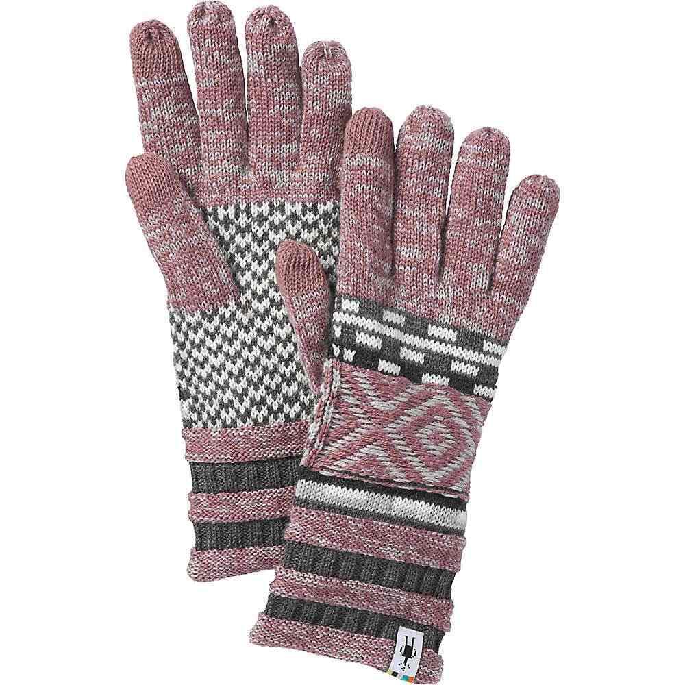 スマートウール Smartwool メンズ 手袋・グローブ【Dazzling Wonderland Glove】Nostalgia Rose Heather