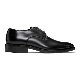バレンシアガ Balenciaga レディース シューズ・靴 ローファー・オックスフォード【Black Semi-Gloss Oxfords】