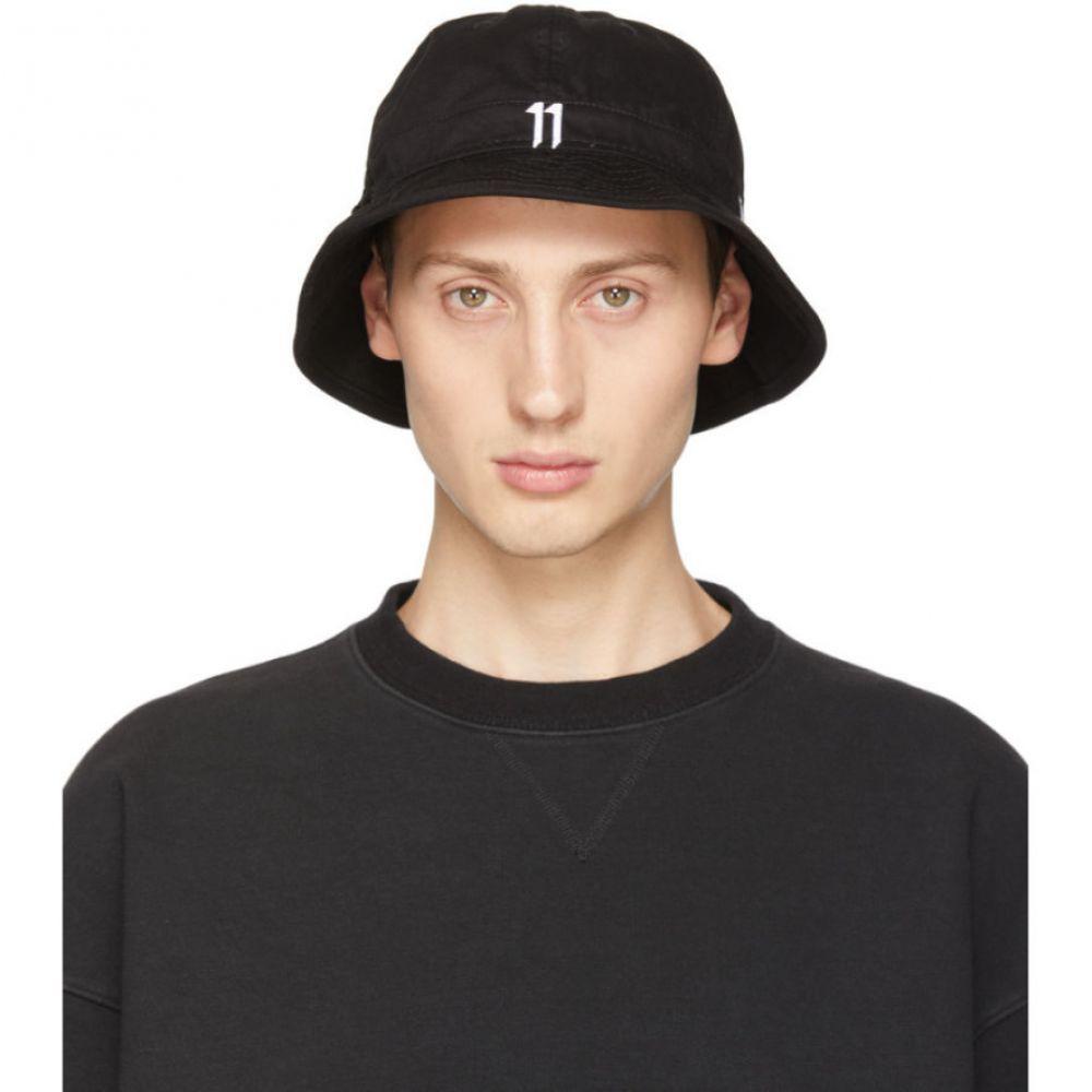 ボリス ビジャン サベリ 11 by Boris Bidjan Saberi メンズ 帽子【Black New Era Edition Explorer Hat】