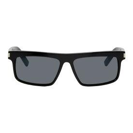 イヴ サンローラン Saint Laurent メンズ メガネ・サングラス【Black SL 246 Sunglasses】