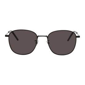 イヴ サンローラン Saint Laurent メンズ メガネ・サングラス【Black SL 273/K Sunglasses】