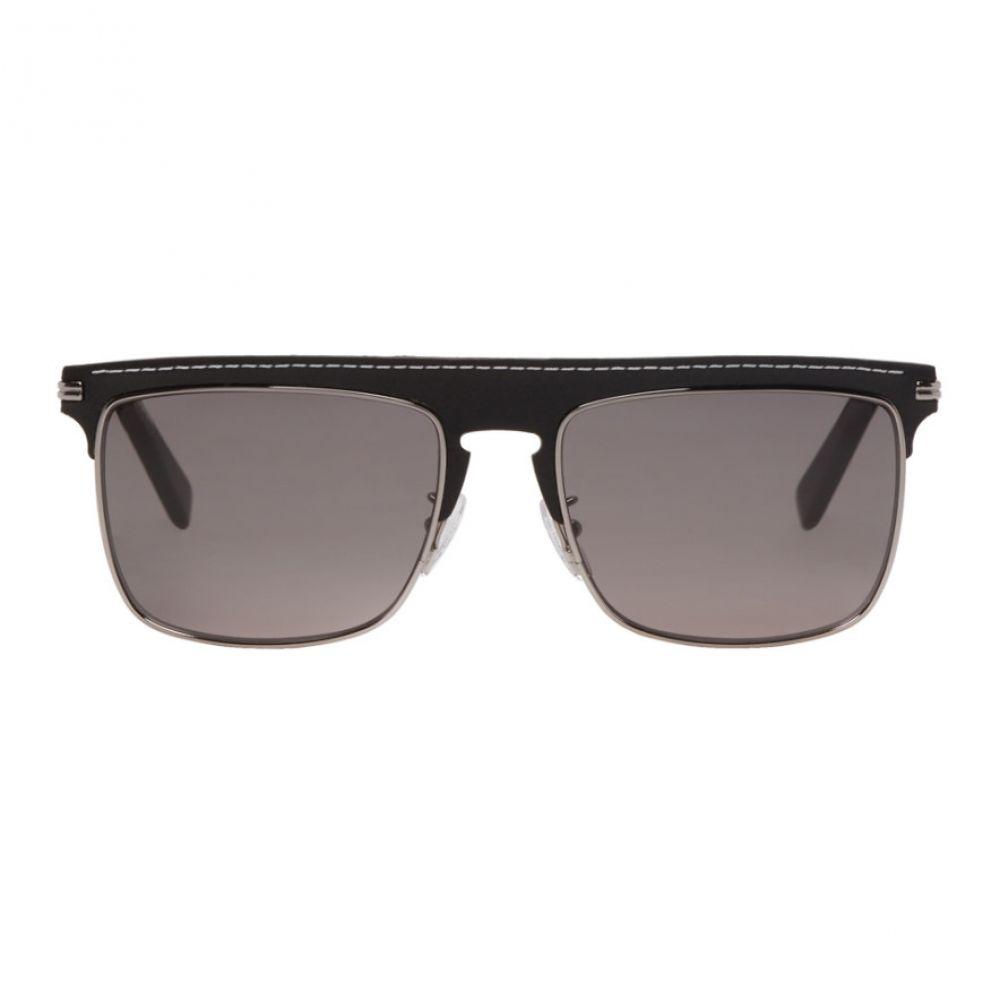 ロエベ Loewe メンズ メガネ・サングラス【Black Square Sunglasses】