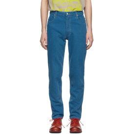 エコーズ ラッタ Eckhaus Latta メンズ ボトムス・パンツ ジーンズ・デニム【Blue EL Jeans】