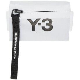 ワイスリー Y-3 メンズ ポーチ【White Mini Wrist Pouch】