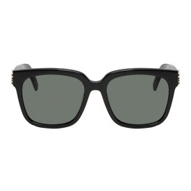イヴ サンローラン Saint Laurent メンズ メガネ・サングラス【Black SL M40 Sunglasses】