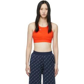 アディダス adidas by Stella McCartney レディース インナー・下着 ブラジャーのみ【Orange P Ess Bra】