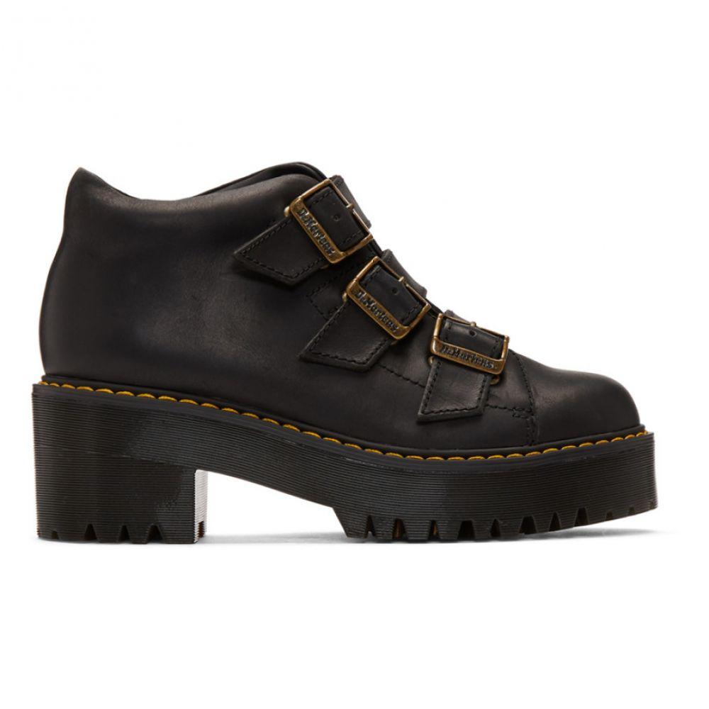ドクターマーチン Dr. Martens レディース シューズ・靴 ブーツ【Black Coppola Boots】