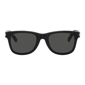 イヴ サンローラン Saint Laurent メンズ メガネ・サングラス【Black SL 51 Sunglasses】