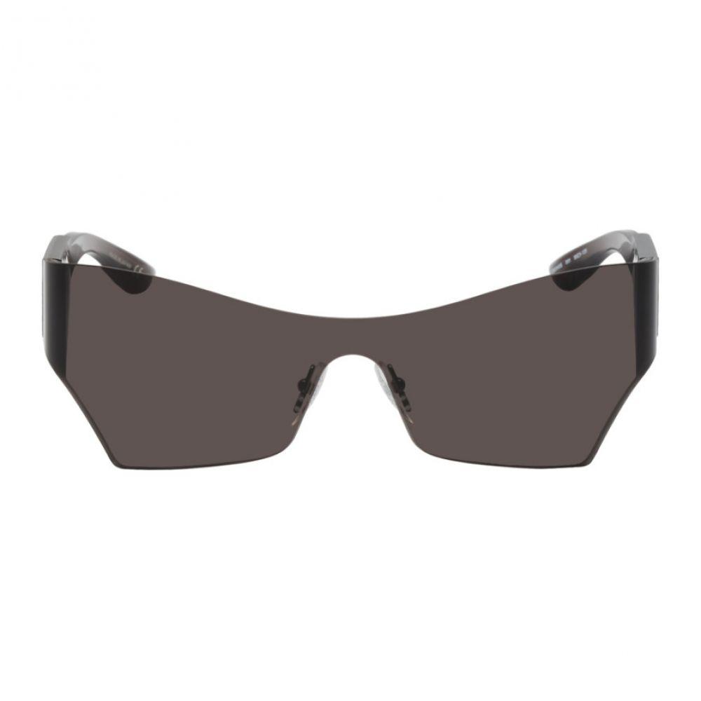 バレンシアガ Balenciaga メンズ メガネ・サングラス【Grey Mono Cat Sunglasses】