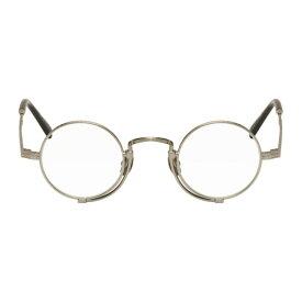マツダ Matsuda メンズ メガネ・サングラス【Silver 10103H Glasses】