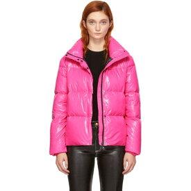 デュベティカ Duvetica レディース アウター ダウン・中綿ジャケット【Pink Down Alane Jacket】