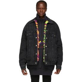 バレンシアガ Balenciaga レディース アウター ジャケット【Black Denim Oversized Jacket】