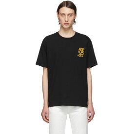 ケンゾー Kenzo メンズ トップス Tシャツ【Black Limited Edition Embroidered Dragon T-Shirt】