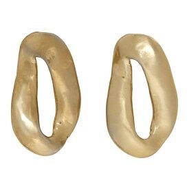 マルニ Marni レディース ジュエリー・アクセサリー イヤリング・ピアス【Gold Chain Earrings】Palladium