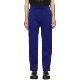 ケンゾー Kenzo メンズ ボトムス・パンツ スウェット・ジャージ【Blue Drawstring Lounge Pants】