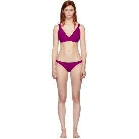 ナヌシュカ Nanushka レディース 水着・ビーチウェア 上下セット【Purple Summers Bikini】Rosebud